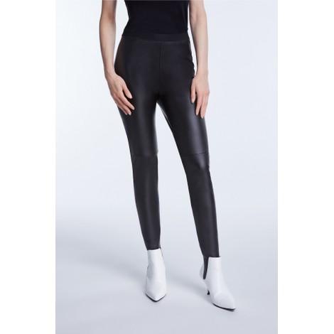 Set  Vegan Leather Leggings