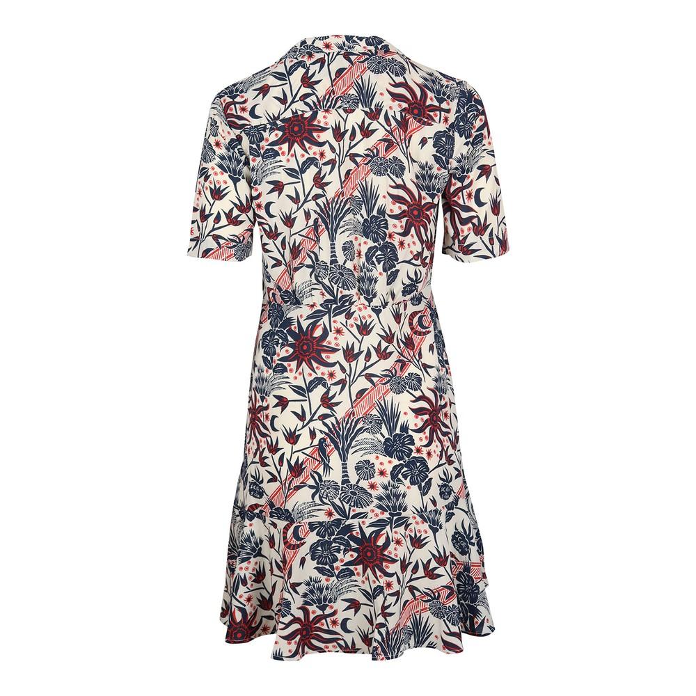 Scotch & Soda Summer Shirt Dress Floral