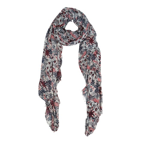 Scotch & Soda Light Weight Printed Scarf