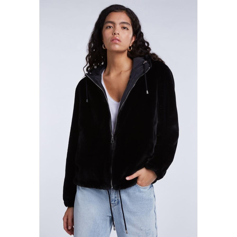 Set Reversible Jacket Black