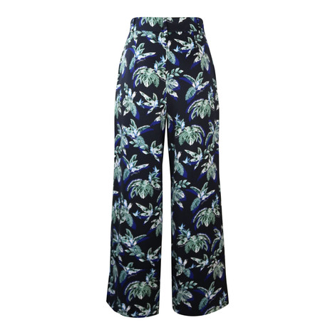 Marella Patterned Floral Trouser