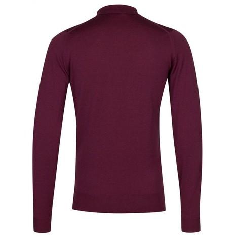 John Smedley Belper Shirt LS Polo