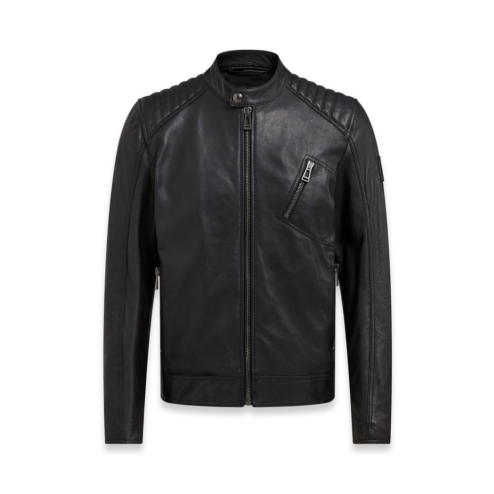 Belstaff V Racer Jacket Black