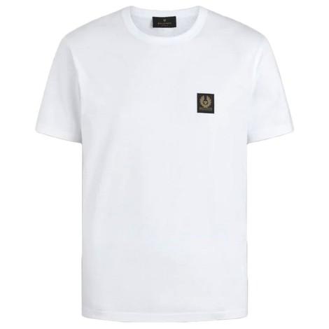 Belstaff Logo T-Shirt in White