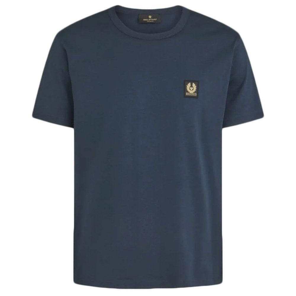 Belstaff Logo T-Shirt Navy