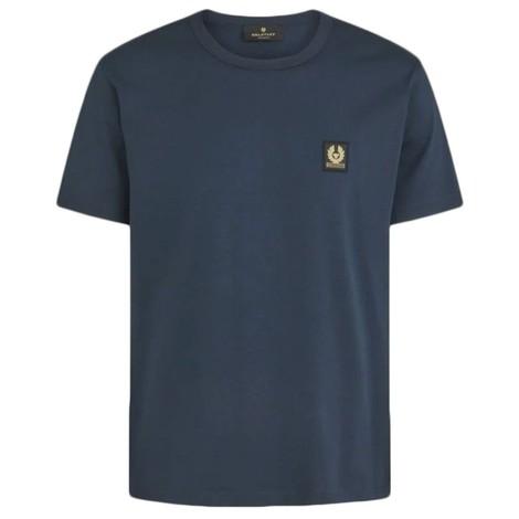 Belstaff Logo T-Shirt in Navy
