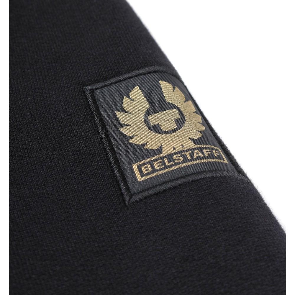 Belstaff Logo Sweatshirt Navy
