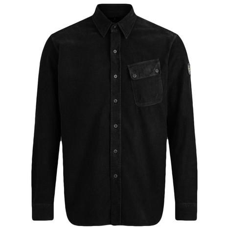Belstaff Pitch Shirt in Black