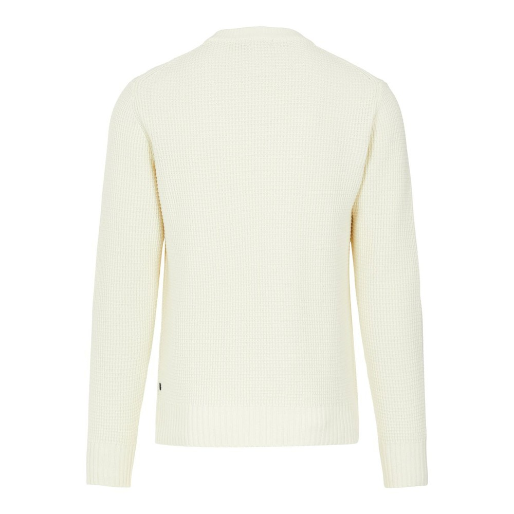 J.Lindeberg Oliver Structure Sweater White