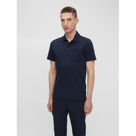 J.Lindeberg Dax Patch Pocket Polo Shirt