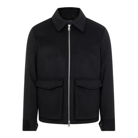 J.Lindeberg Ram Wool Shirt Jacket