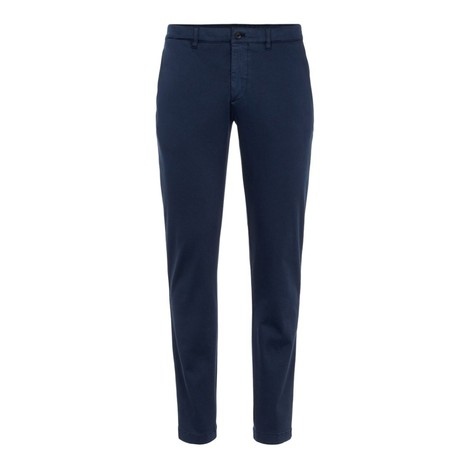 J.Lindeberg Chaze High Stretch Trousers in Navy