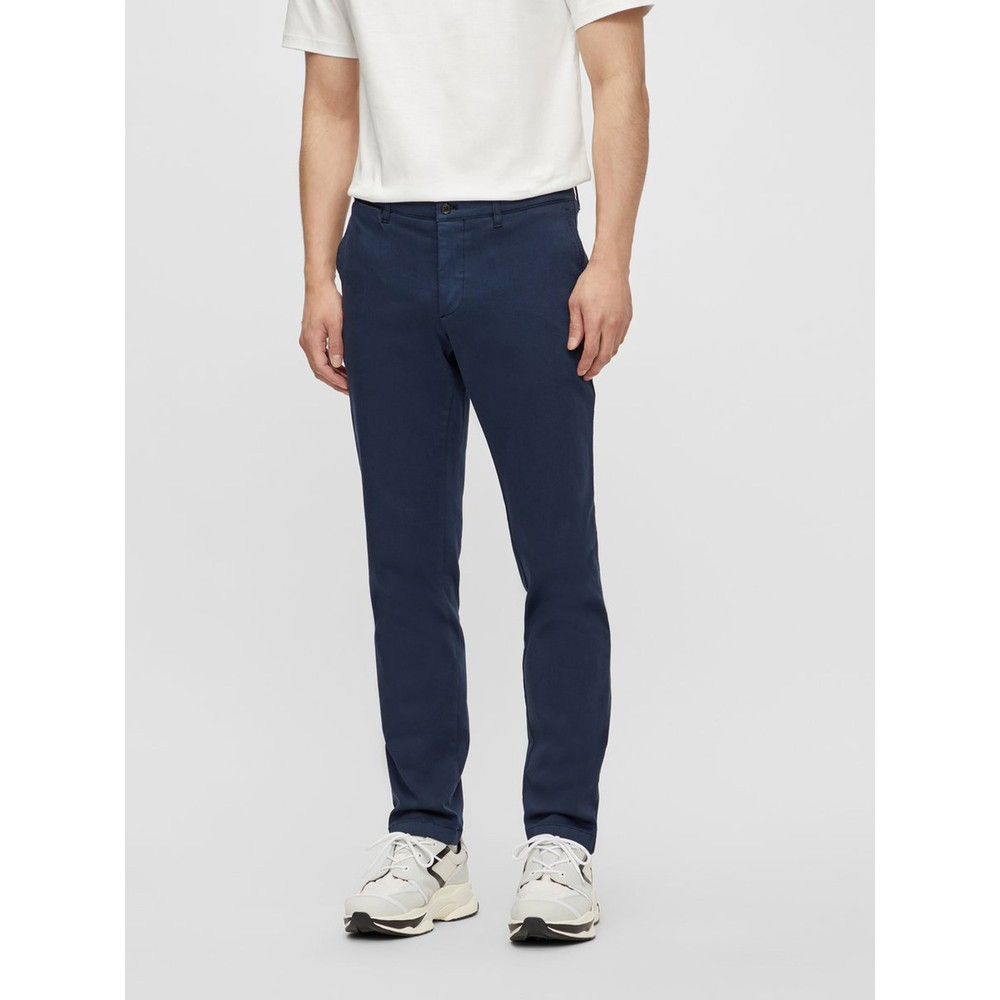 J.Lindeberg Chaze High Stretch Trousers Navy
