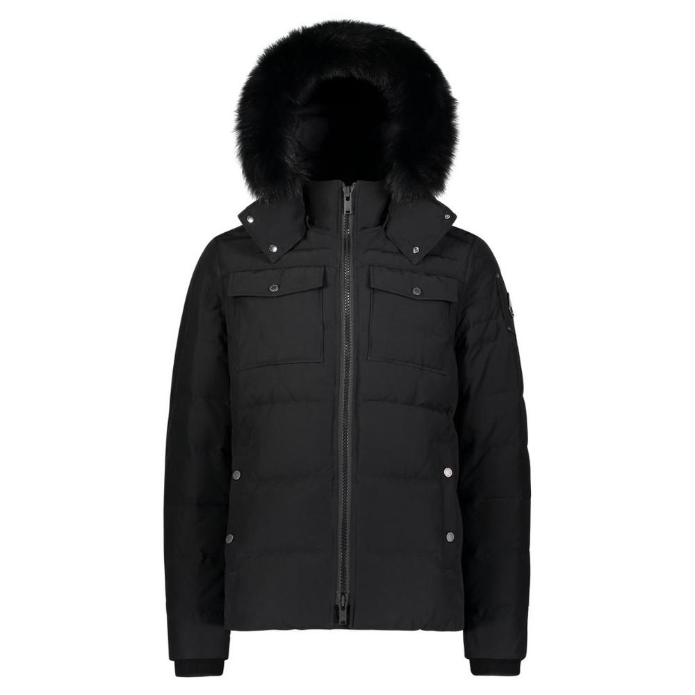 Moose Knuckles Brockton Jacket Black