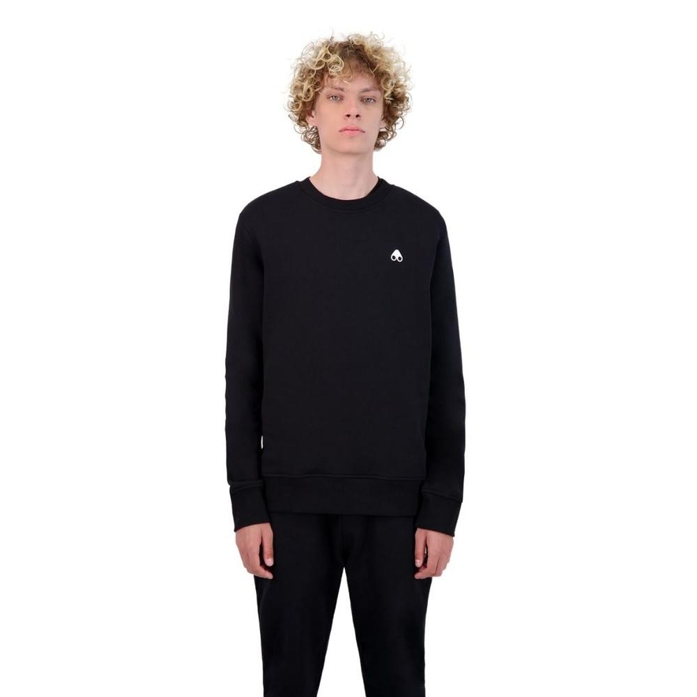 Moose Knuckles Robinson Sweatshirt Black