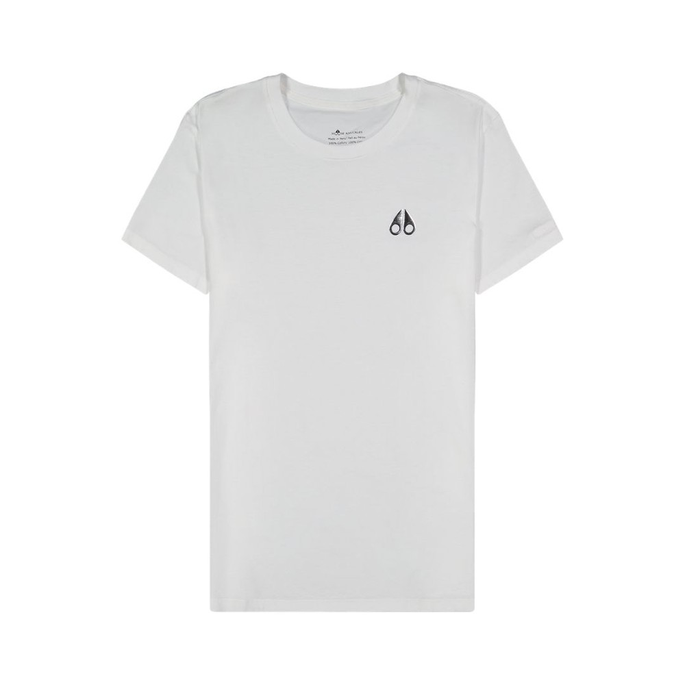 Moose Knuckles Sully Tee White