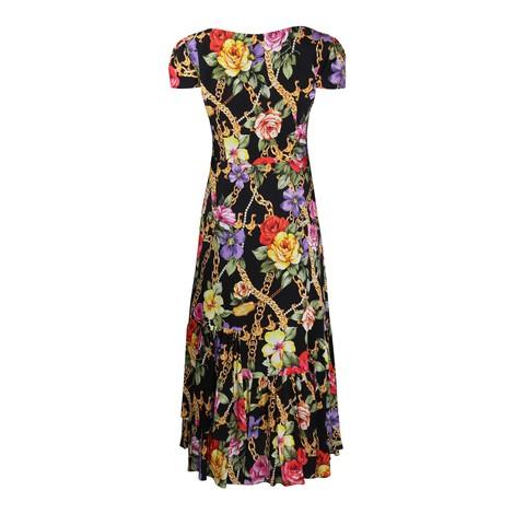 Moschino Boutique Fantasy Print Dress