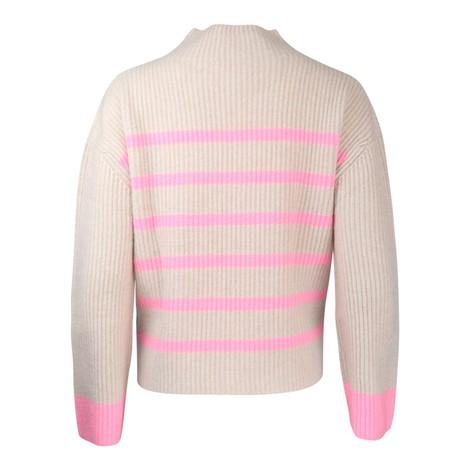 Cocoa Cashmere Robin Striped Knit