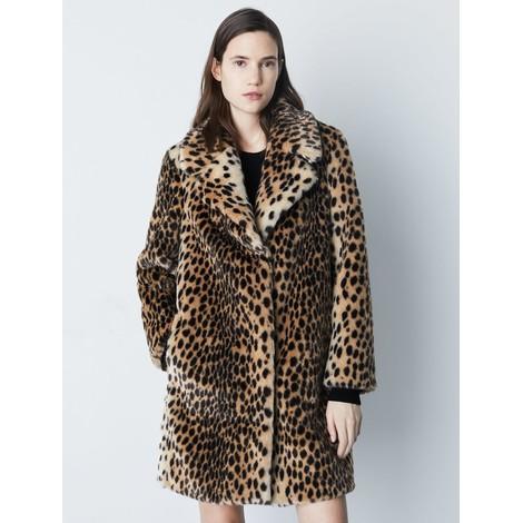 Marella Dionigi Faux Fur Coat
