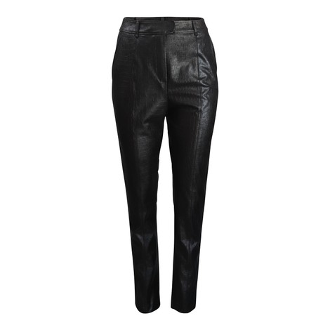 Marella Cabaret Faux Leather Trousers