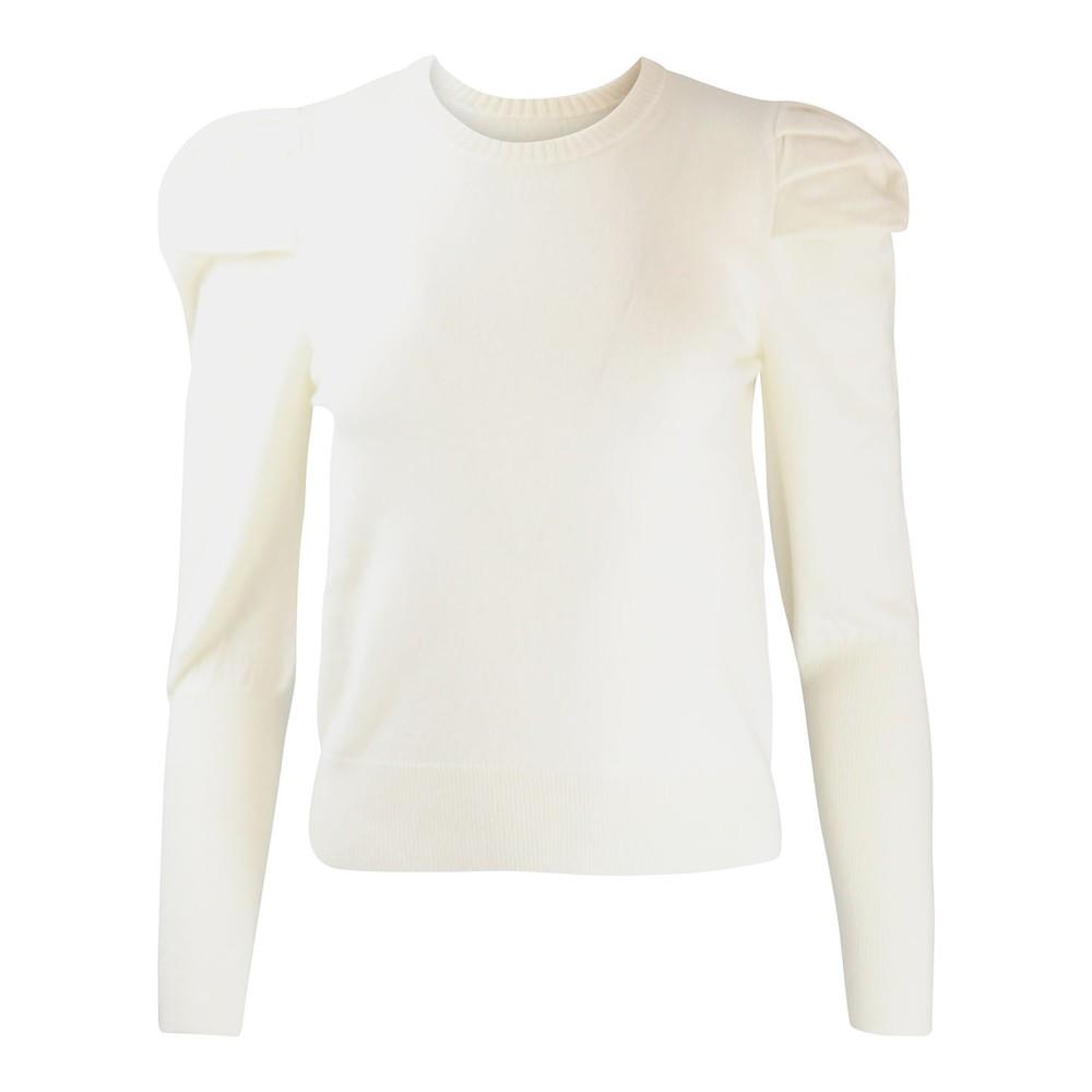 Marella Dodo Cashmere Blend Knit White