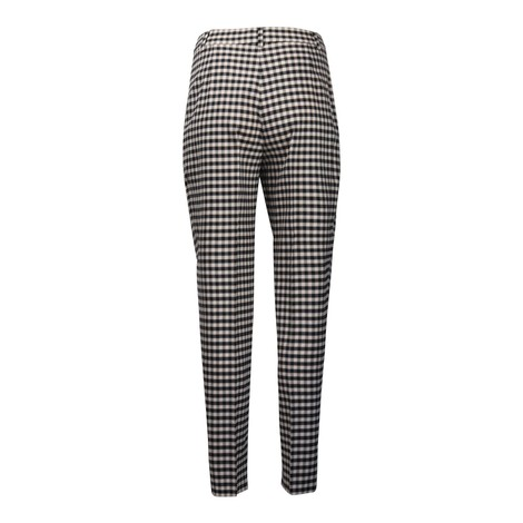 Maxmara Studio Bruna Check Trousers