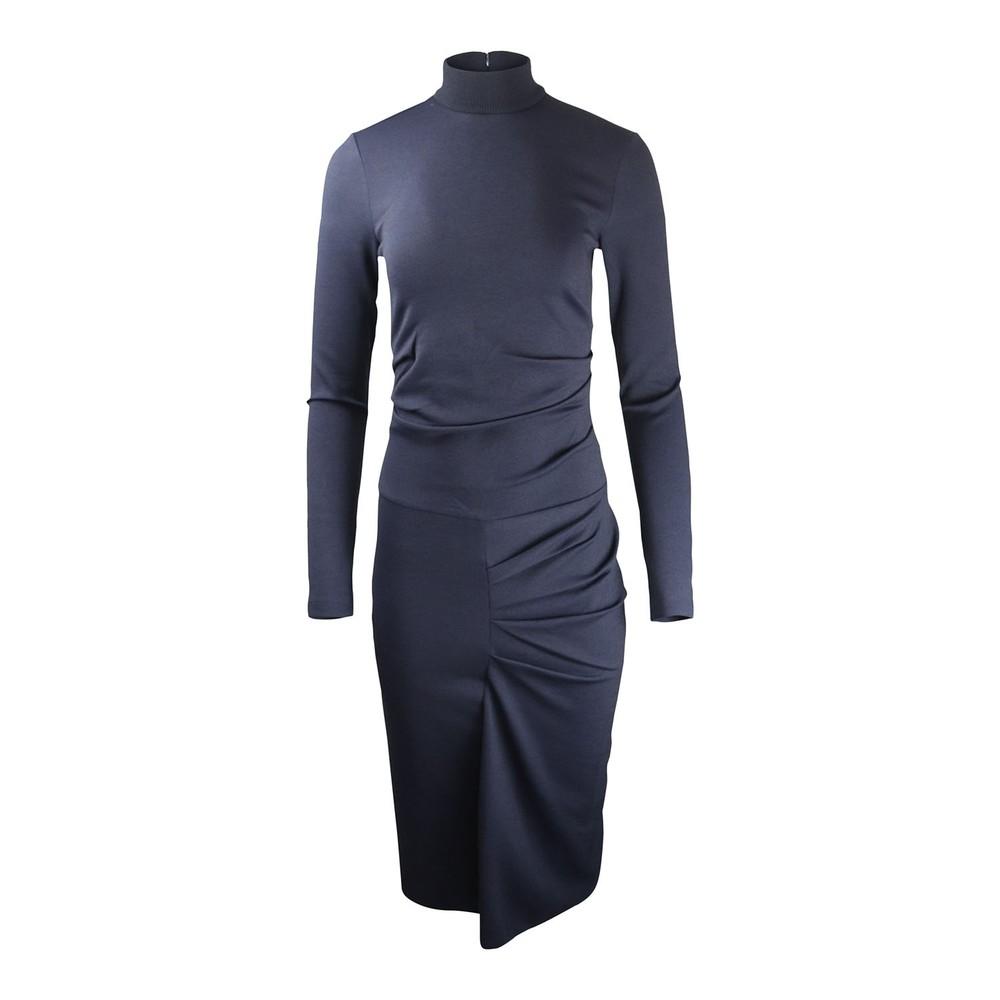 Sportmax Trieste Fitted Dress Navy