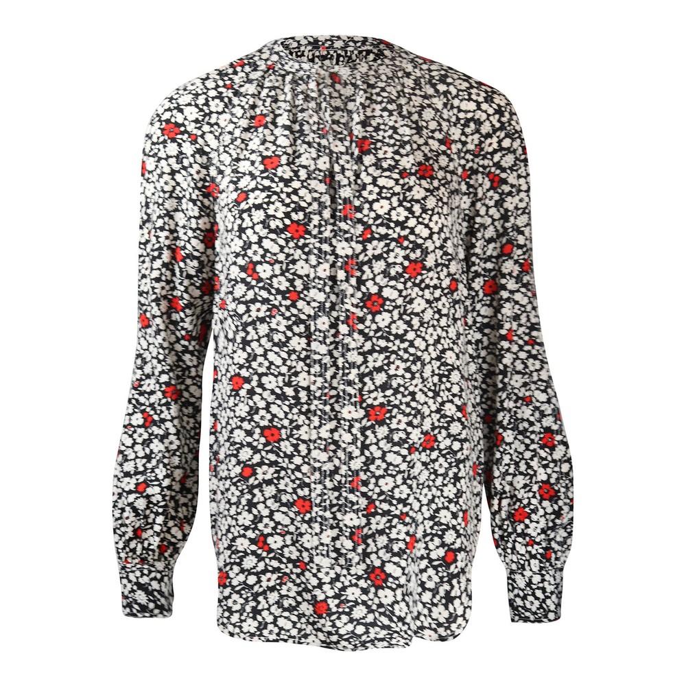 Ralph Lauren Womenswear Poppy Field Shirt Floral