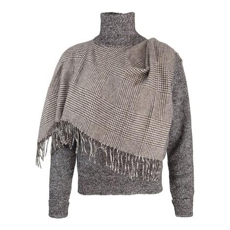 Sportmax Attilia Knit With Scarf