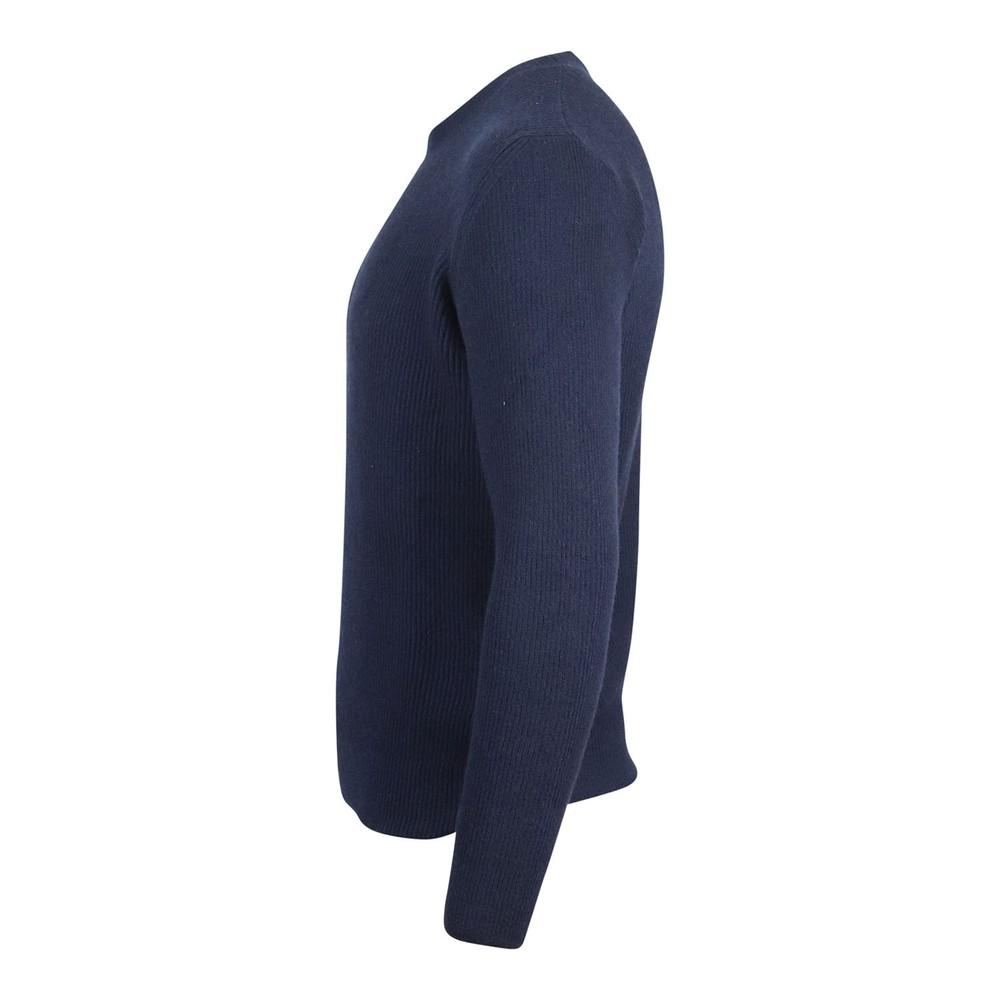 Circolo Girocollo P.Inglese Knit Jumper Navy
