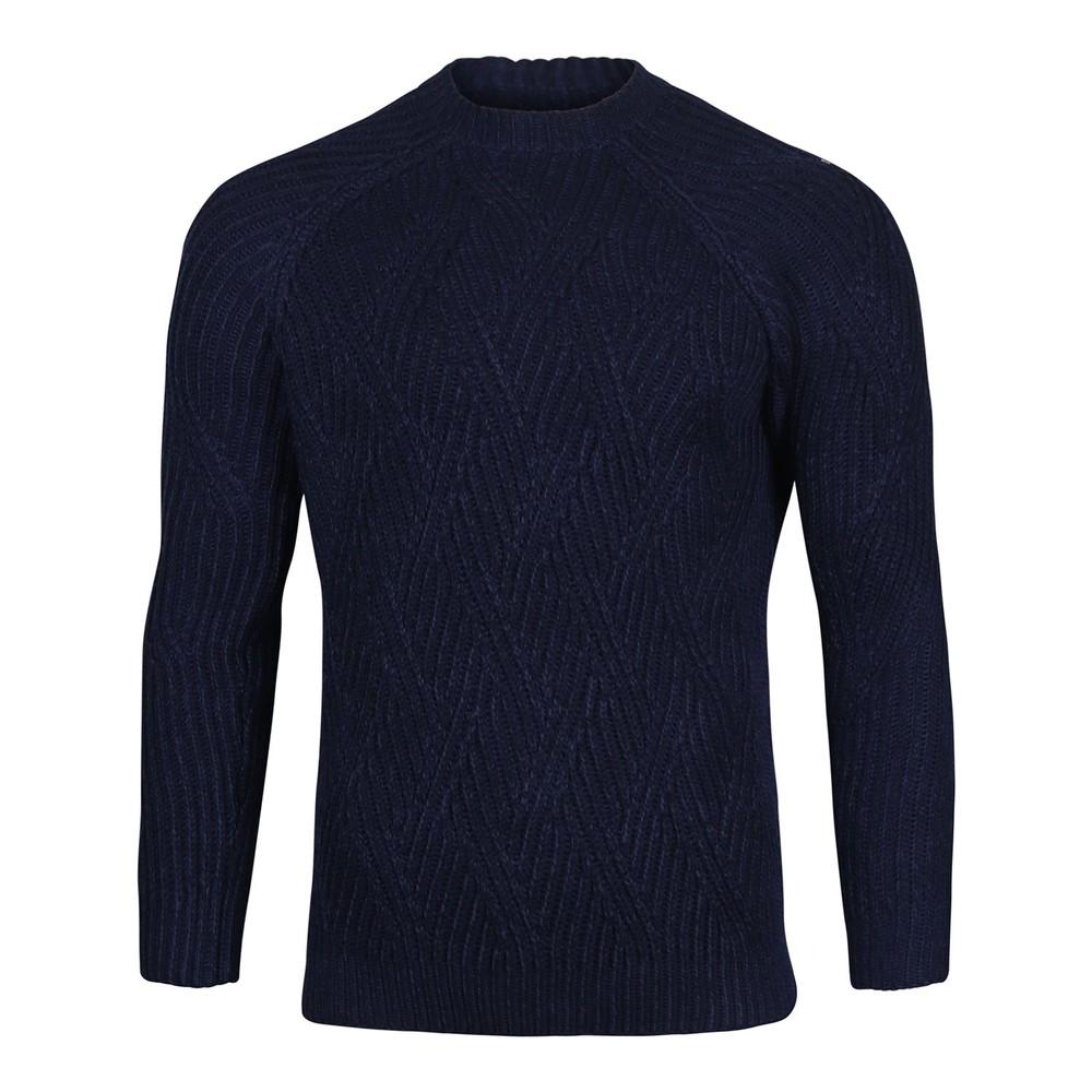 Circolo Paricollo C.Inglese Knit Jumper Blue