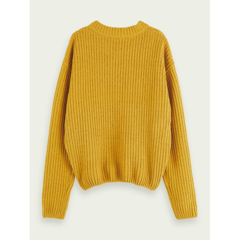 Scotch & Soda Chenille Chunky Knit