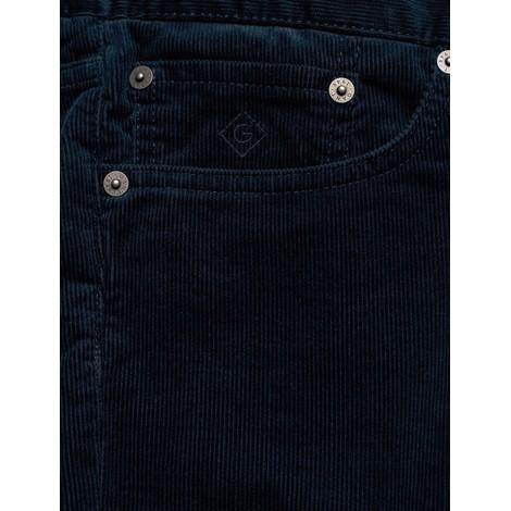 GANT D1. Slim Cord Jeans