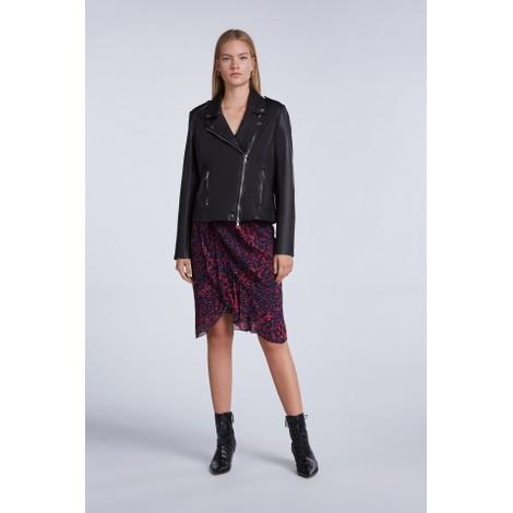 Set Print Skirt