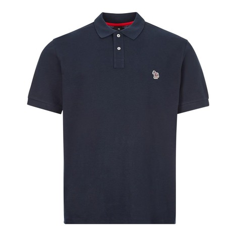 PS Paul Smith Zebra Logo Polo Shirt