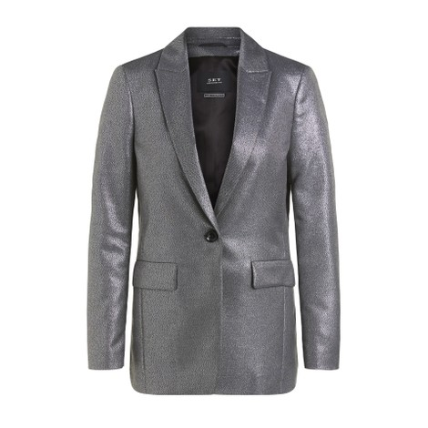 Set Silver Tux Jacket