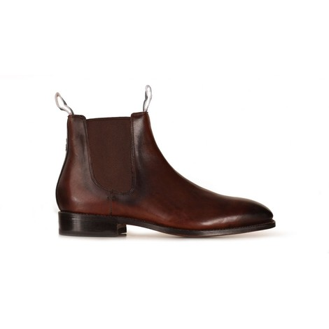Oliver Sweeney Tamine Leather Mahogany Boot