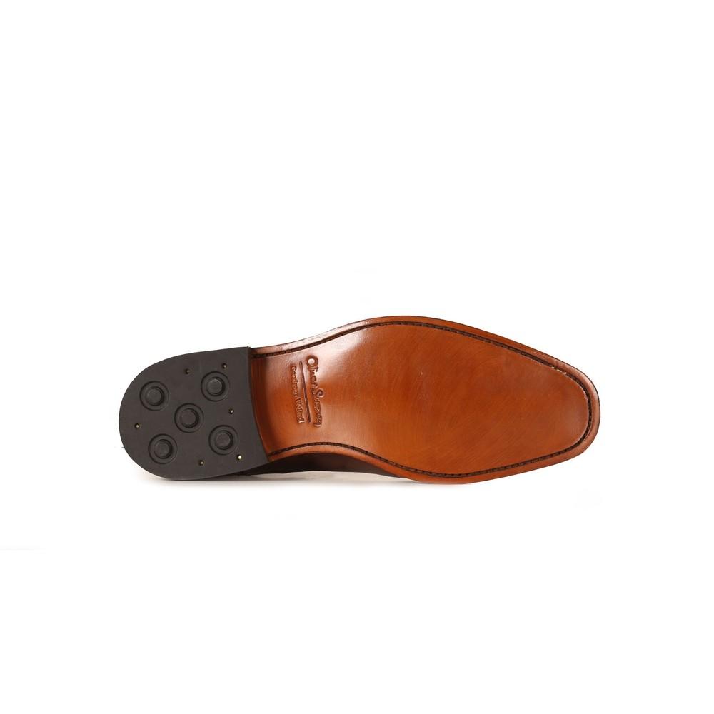 Oliver Sweeney Tamine Leather Boot Mahogany