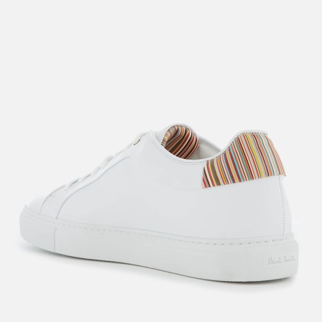 Paul Smith Basso Trainer Multistripe Heel