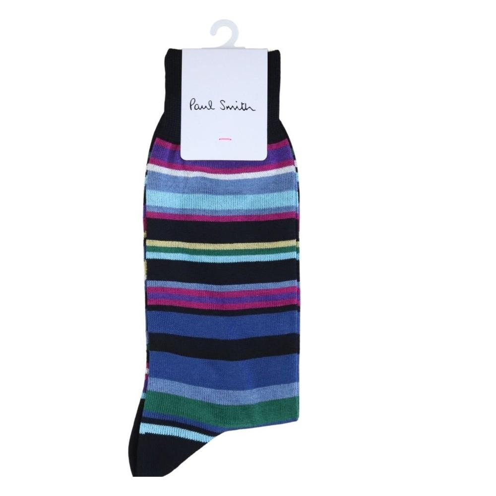Paul Smith Striped Socks Stripe
