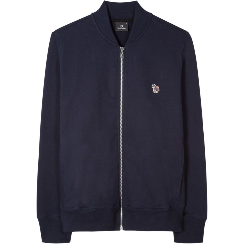 PS Paul Smith Reg Zip Bomber Jacket Navy