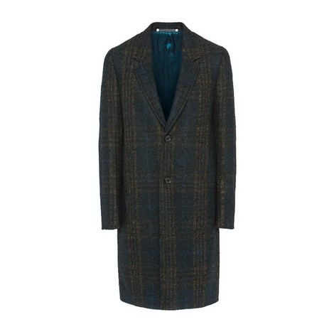 PS Paul Smith Check Coat Fully Lined