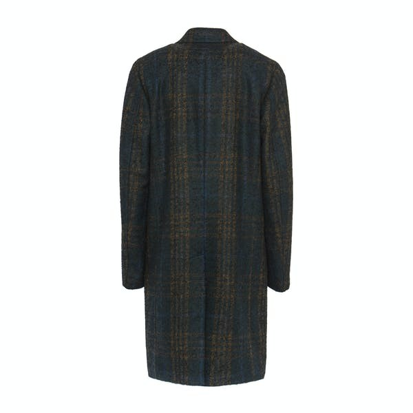 PS Paul Smith Check Coat Fully Lined Multi