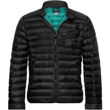 Diesel W-Dolmir-Ka Jacket Black