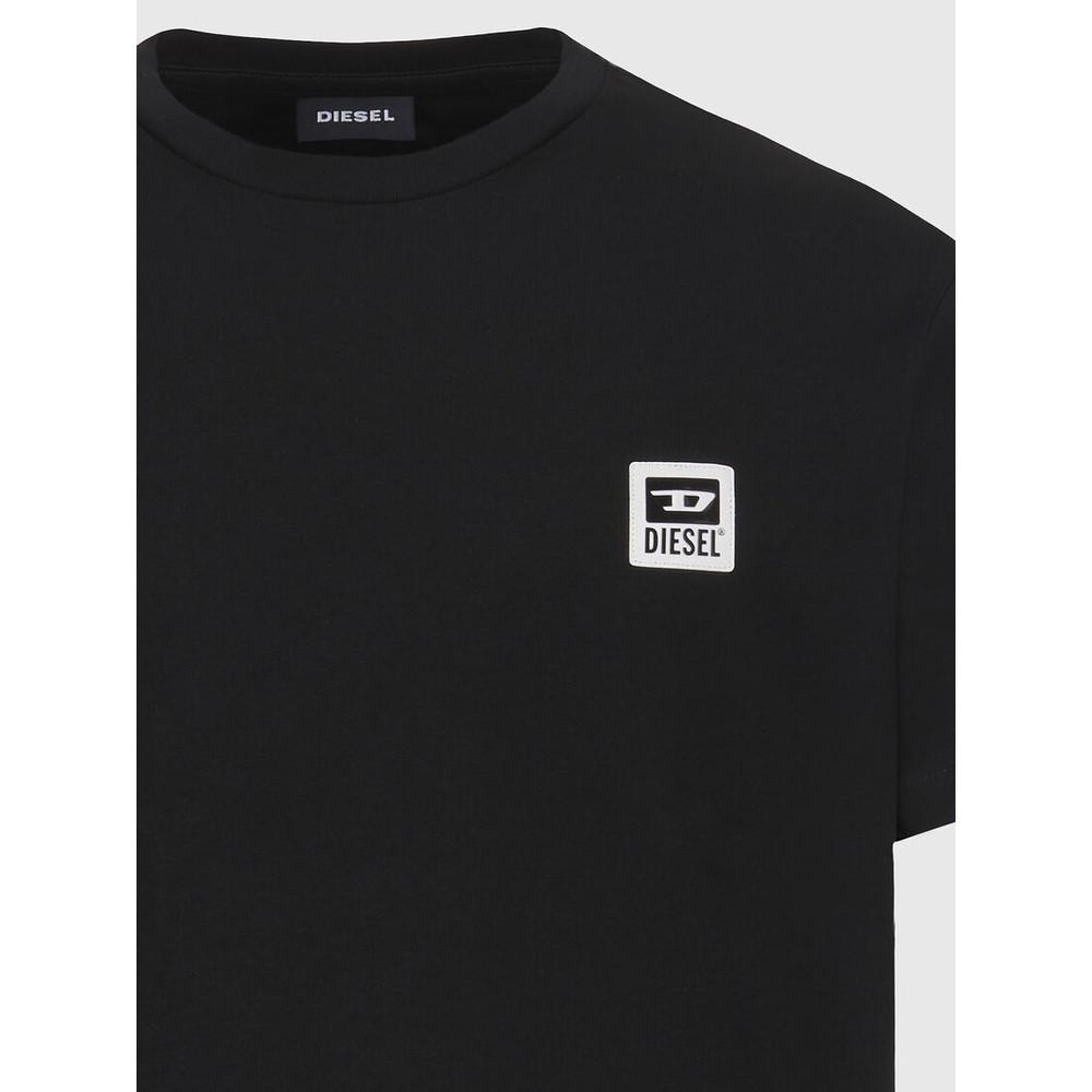 Diesel T-Diegos-K30 T-Shirt Black