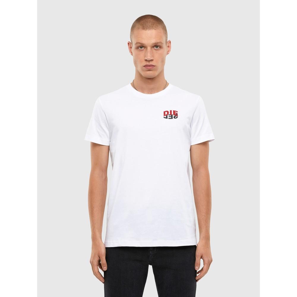 Diesel T-Diegos-N25 T-Shirt White