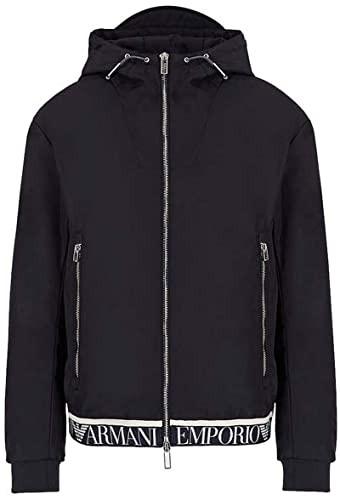 Emporio Armani Blouson Jacket Navy