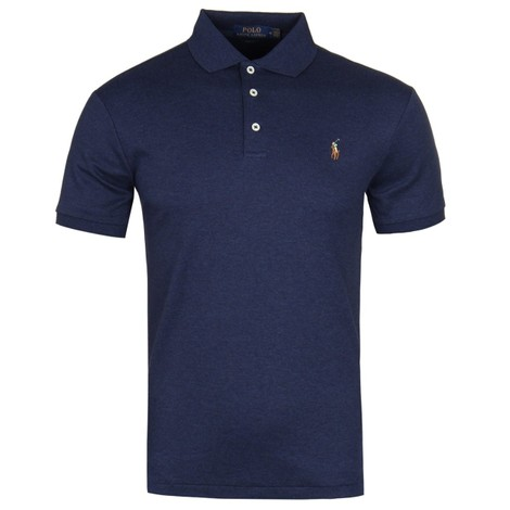 Ralph Lauren Menswear Short Sleeve Pima Polo