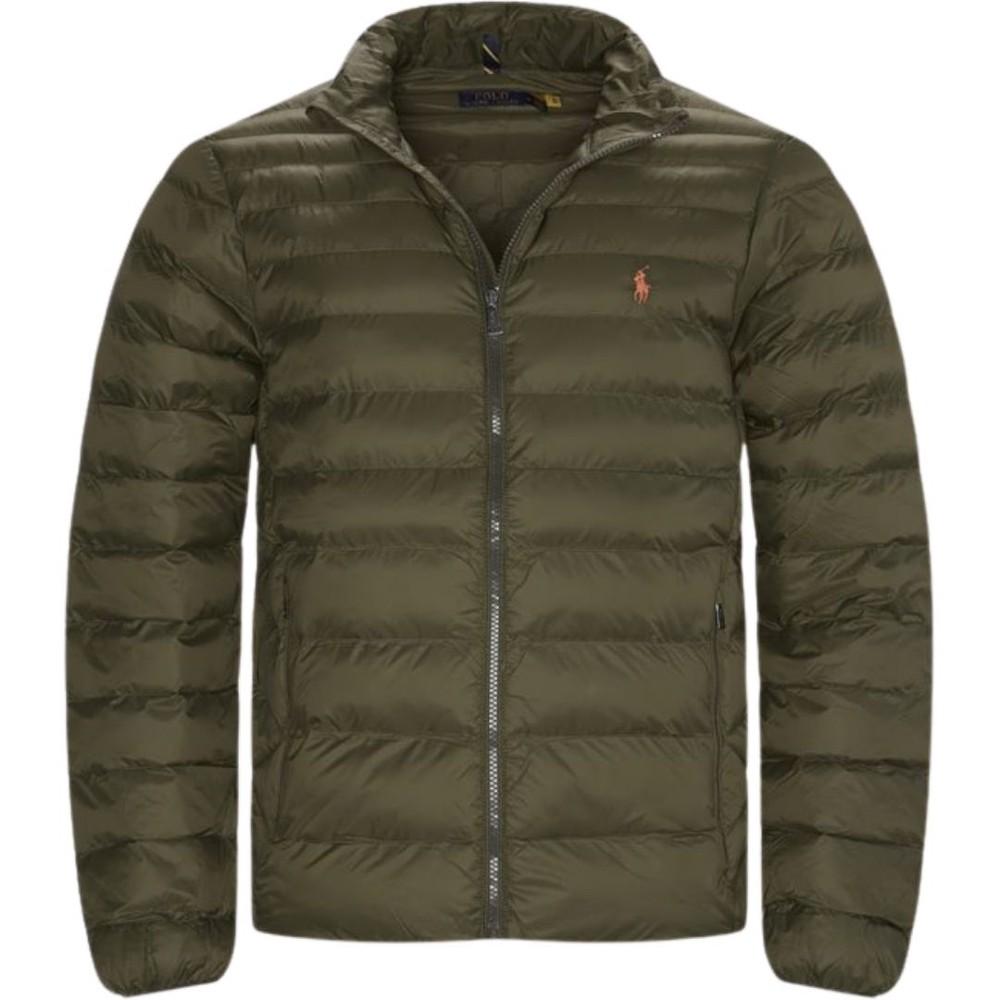 Ralph Lauren Menswear Terra Jacket Green