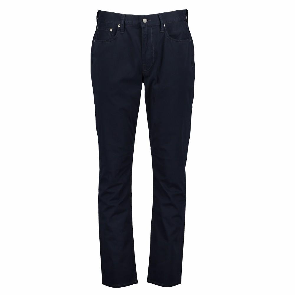 Ralph Lauren Menswear Sullivan 5 Pocket Pant Navy